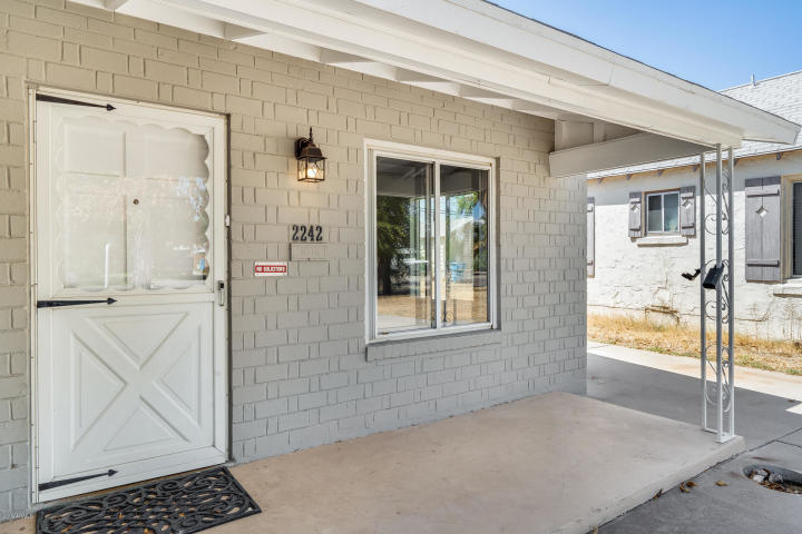 Open House Thurs, Fri & Sunday – Phoenix Historic Fairview Place home for sale