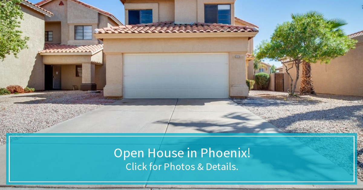 Open House in Ahwatukee's Mountain Park Ranch