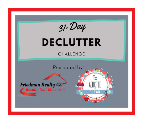 31-Day DeClutter Challenge- Day 1…Junk Drawer