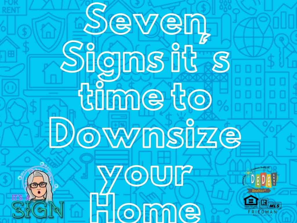 7 signs it's time to downsize your Home