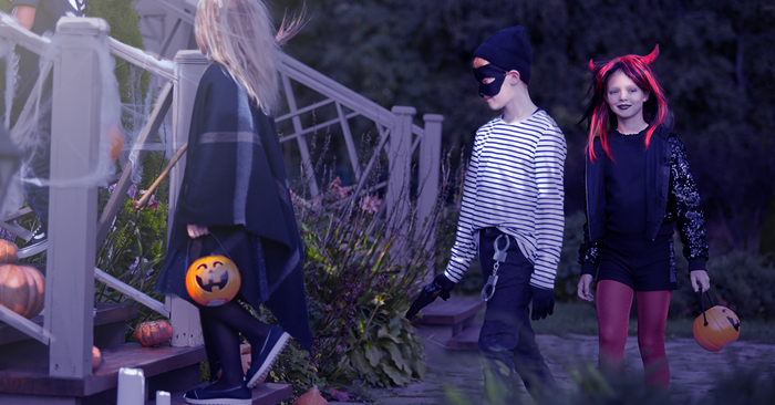 6 Ways to Protect Your Home (& Trick-or-Treaters) This Halloween