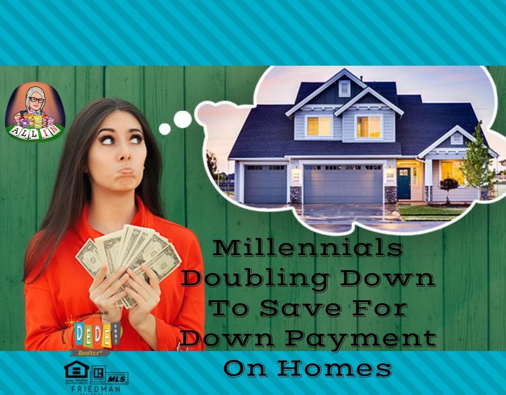 Millenials saving
