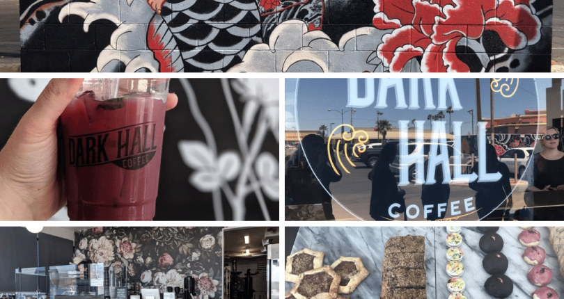 Phoenix Hot Spot of the week….Dark Hall Coffee