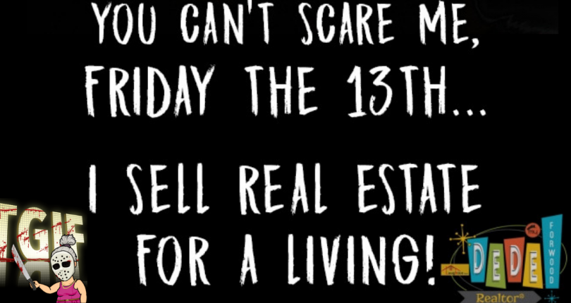 It's Friday the 13th…Do you believe in any of these real estate superstitions?