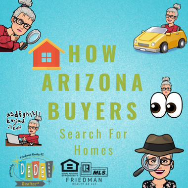 How Arizona Buyers Search for Homes