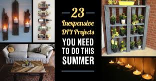 23 Inexpensive DIY Projects You Need To Do This Summer