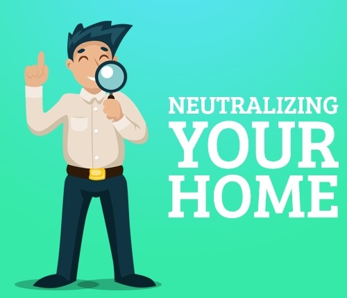 Neutralizing your Phoenix Area Home Before you List for Sale