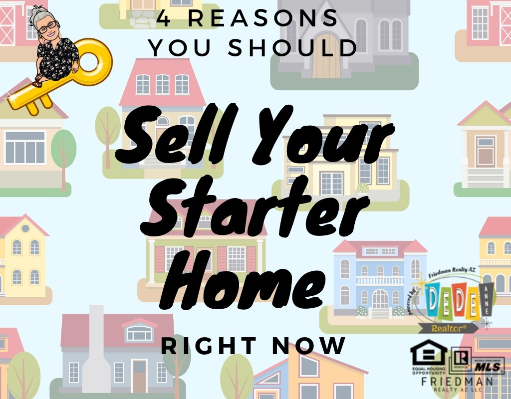 4 reasons you should sell your starter home right now